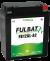 Fulbat FB12AL-A2 Gel Motorradbatterie