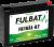 Fulbat FB16AL-A2 Gel Motorradbatterie