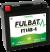 Fulbat FT14B-4 Gel Motorradbatterie