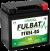 Fulbat FTX4L-BS / Ftz5S Gel Motorradbatterie