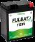 Fulbat FTZ8V Gel Motorradbatterie